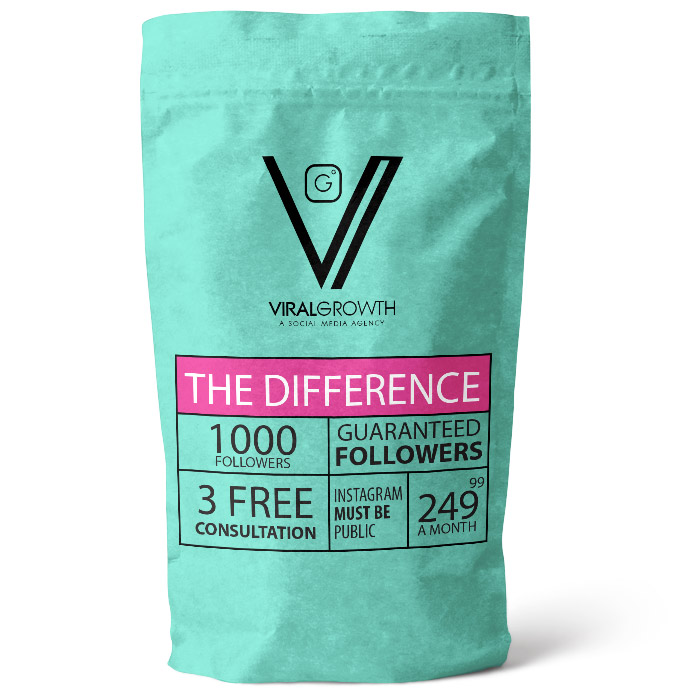viral growth difference package