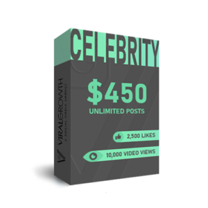 Celebrity Package